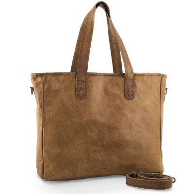 Gadiva Leren Shopper from Bagoa