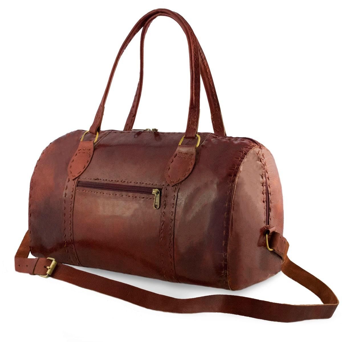 Jina XL barrelbag
